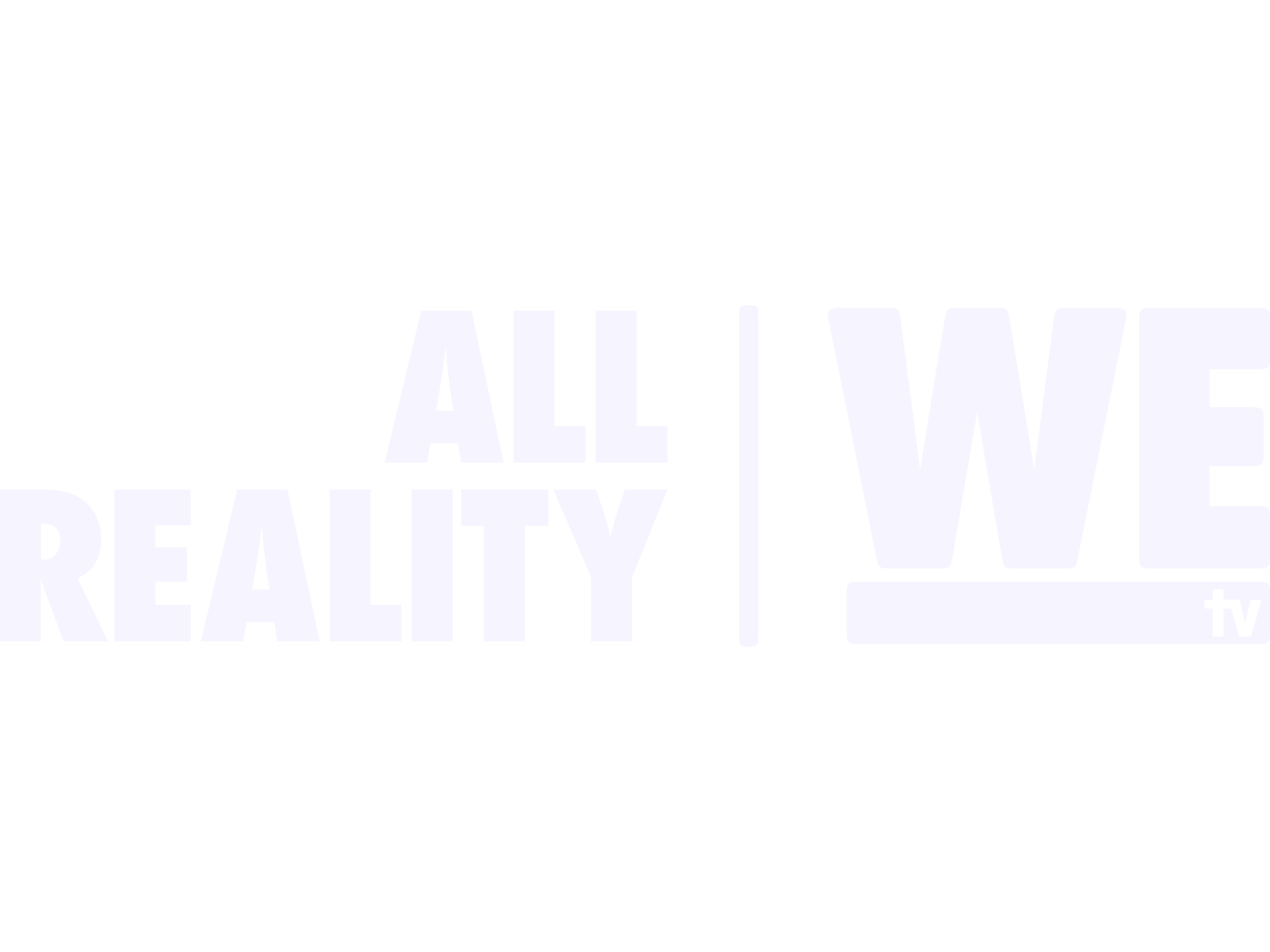 All Reality WE tv